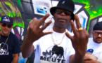 Dj Clif feat Ronsha & G-Zon (La Meute) 'Rap jurassic'