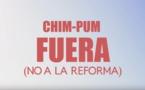 Chim-Pum, Fuera (Hip Hop contra La Reforma)