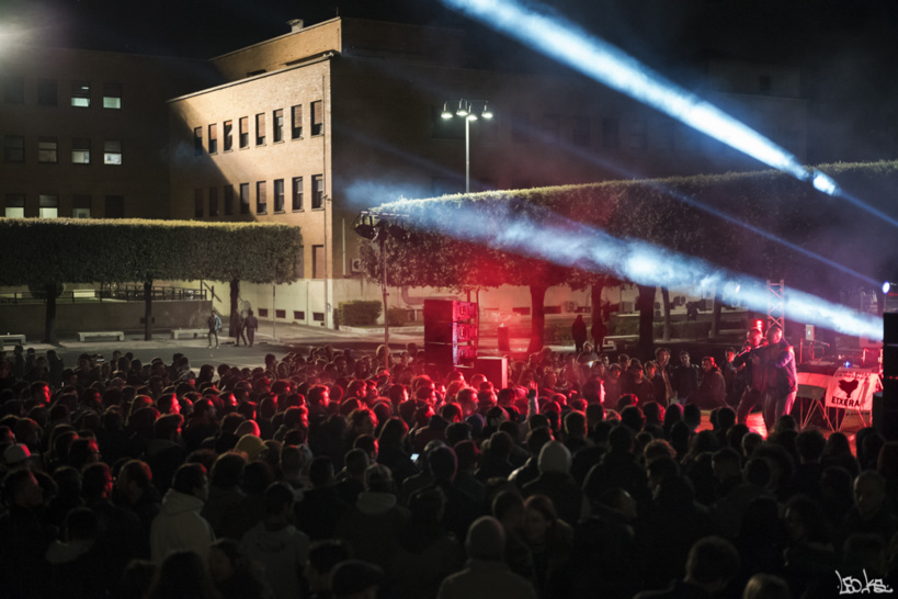 Photos du concert à Rome (Avril 2017)