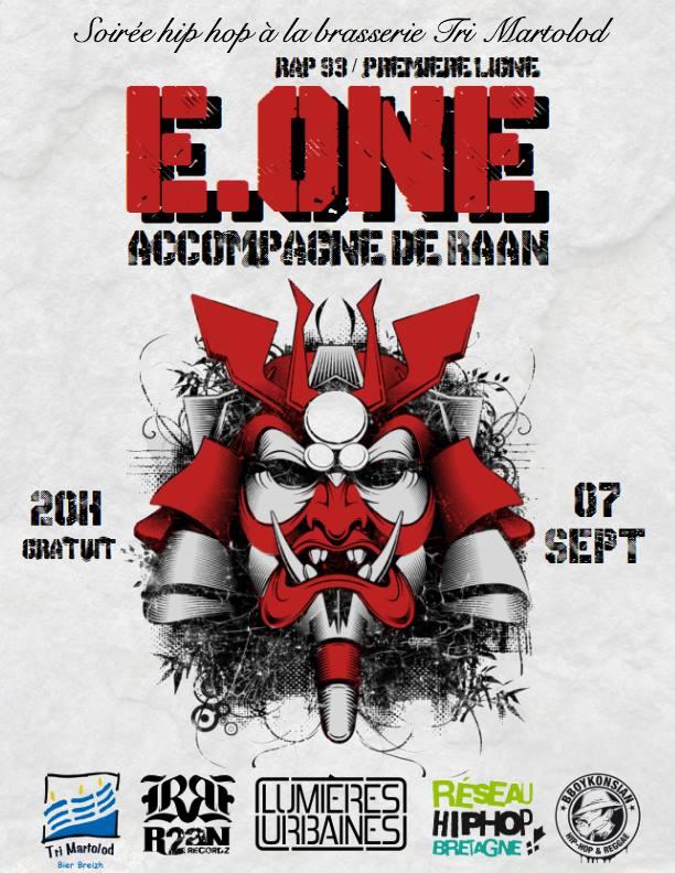 Concert à Concarneau le 07 septembre 2018