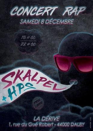 Concert à Nantes le 08 décembre 2018