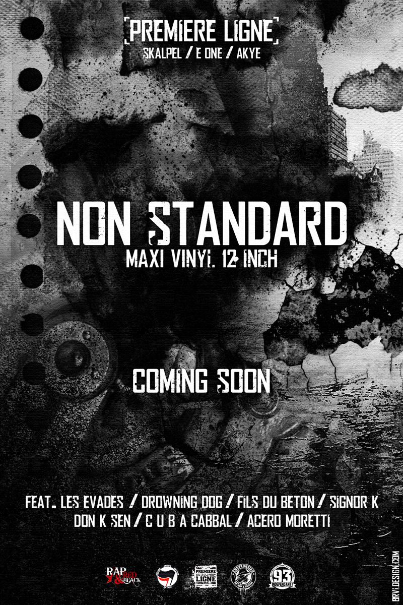 Flyer du Maxi 'Non Standard'