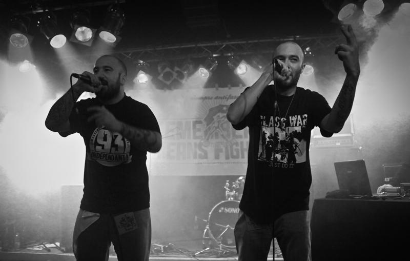 Photos du concert à Berlin (Novembre 2011)
