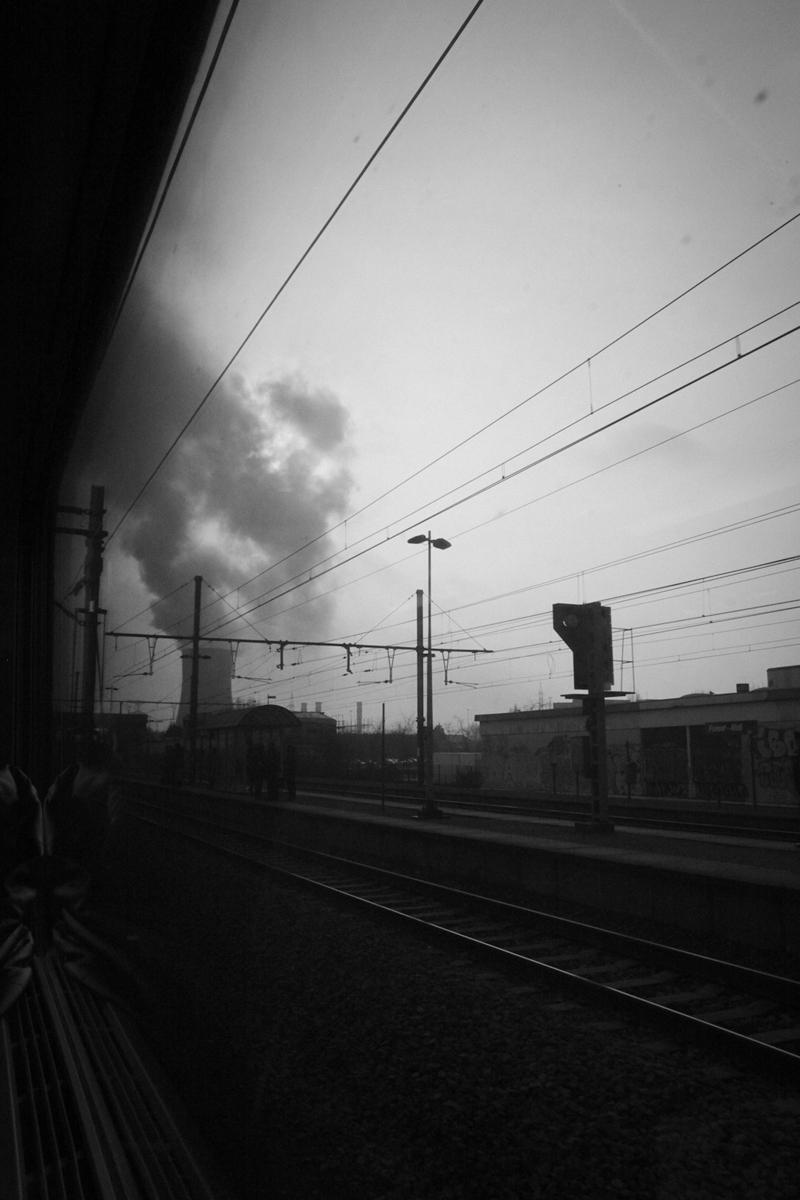 Photos à Liège (Février 2012)