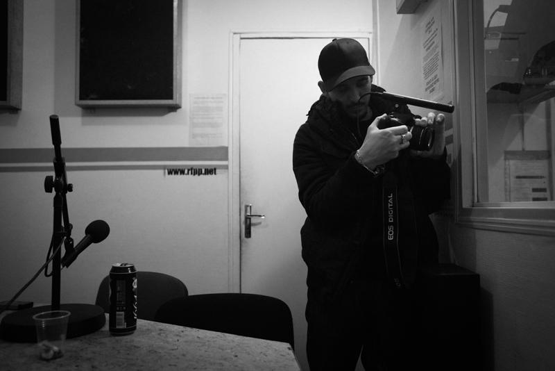 Photos à L'Equipe de Nuit - F.P.P (Février 2012)