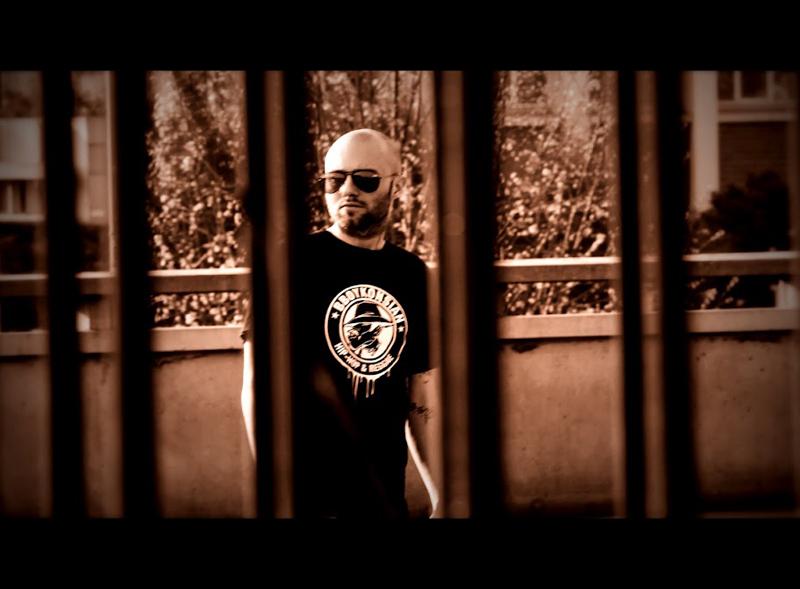 Photos du tournage du clip 'Tolérance zéro' (Suite)