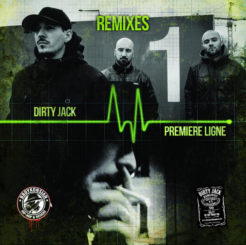 Première Ligne 'Rap, Red & Black' (Dirty Jack Remix)