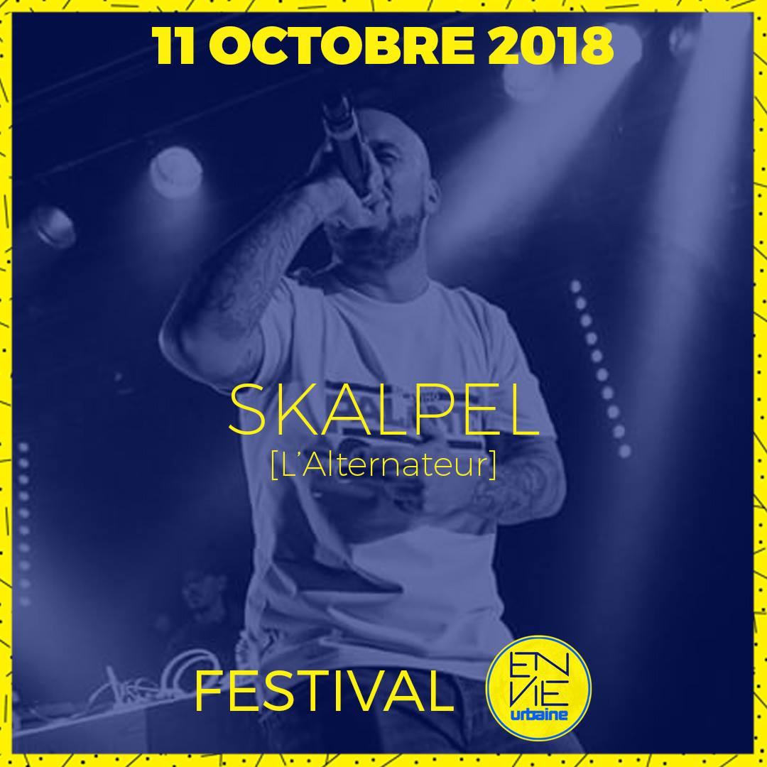 Concert à Niort le 11 octobre 2018