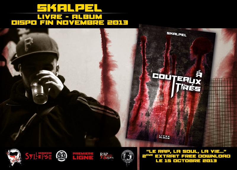 Skalpel 'Le rap, la soul, la vie...' (Free Download)