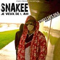 Street-Tape de Snakee 'Je veux de l'air'