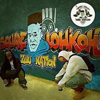 'Zulu Nation', l'album de Square Lohkoh disponible en CD et vinyl