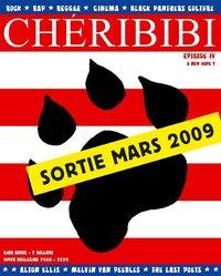 Sortie prochaine du N°4 de 'Chéribibi', revue alternative de culture populaire