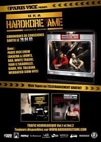 'Chroniques de conscience', l'album d'Hardkore & Âme disponible le 20 avril 2009