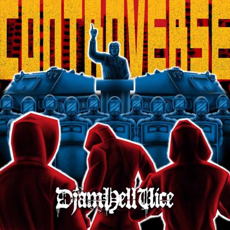 "Premier album de Djamhellvice ""Controverse"""