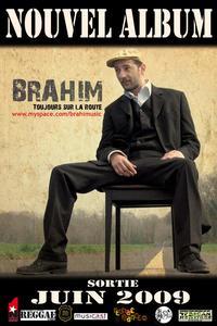 Nouvel album de Brahim 'Toujours sur la route' disponible dans les bacs