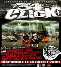 'La grande machination', l'album de 34Click en vente le 14 juillet 2009