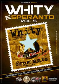 'Esperanto Vol.5' de Whity en libre téléchargement