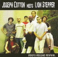 'Joseph Cotton meets Lion Stepper'