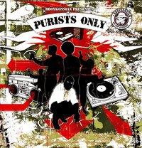 La compilation 'Purists Only' disponible en libre téléchargement