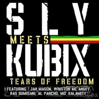 Sly meets Kubix 'Tears of freedom', disponible en numérique dès le 15 novembre