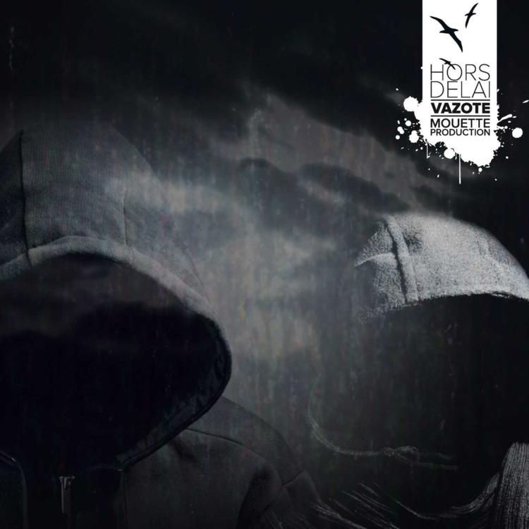 """L'album """"Hors délai"""" de Vazote et Fucky"""