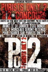 Concours pour la compilation 'Purists Only 2', envoyez un titre inédit