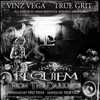 Nouvelle mixtape de Vinz Vega: 'Requiem from the darkness'