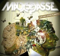 Premier album de Maux2Passe: 'Sur une autre planète'