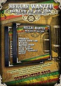 La compilation 'Reggae wanted' réalisée par NG Prod