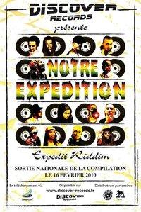 Compilation 'Notre expédition' de Discover Records