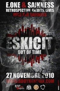 Mixtape 'Out of Time' d'Eskicit le 27 novembre 2010