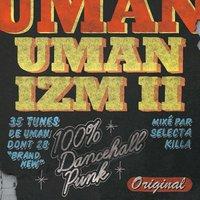 'Umanizm II': mixtape d'Original Uman en libre téléchargement
