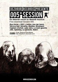 'Dezordr Session 005' en libre téléchargement