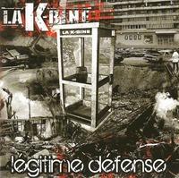'Légitime défense' de La K-Bine disponible en Digital