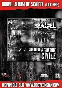 Présentation de l'album 'Chroniques de la guerre civile'