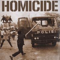 Maxi Vinyl de Homicide et Mc Homeless