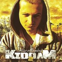 Kiddam sort 'Miscellanées 2' en format CD et numérique