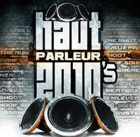 Compilation 'Haut Parleur 2010's' du label Homworkz