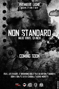 Sortie prochaine du Maxi Vinyl 'Non Standard' de Première Ligne