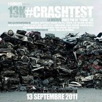 Sortie de la Mixtape '#Crashtest' de 13'K