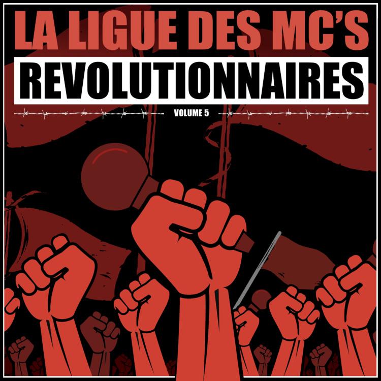 """Compilation """"La ligue des Mc's révolutionnaires - Volume 5"""""""