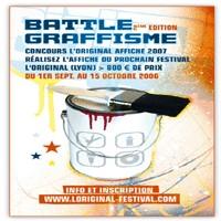 Battle Graffisme 2nd édition - Festival L'Original