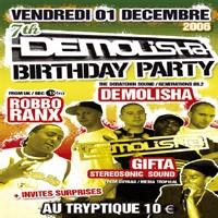 7th Demolisha Birthday Party