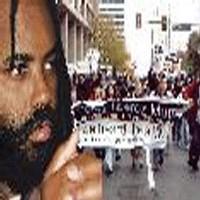 Rassemblement pour Mumia Abu-Jamal