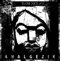 Elom 20ce 'Analgezik', album disponible en CD et Digital