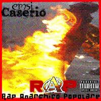 'Rap Anarchico Popolare', Ep du rappeur italien Emsi Caserio