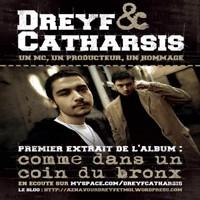 1er extrait de l'album hommage de Dreyf & Catharsis
