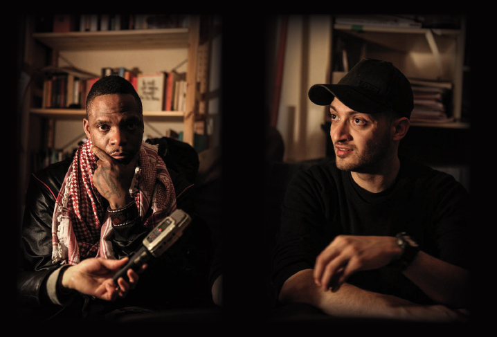 Interview de AP2P: M-1 (Dead Prez) & Bonnot