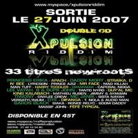 Riddim 'Xpulsion' en CD & 45T dans les bacs