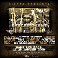 La compilation 'Soulèvement' disponible le 29 janvier 2008